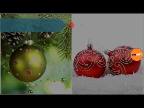 Large Christmas Balls - Christmas Tree Ornaments Balls ...