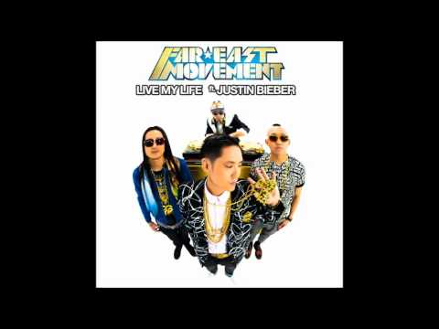 Far East Movement feat. Justin Bieber - Live My Life (Wideboys Full Club Remix) (Audio) (HQ)