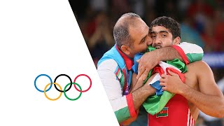 Wrestling Mens Freestyle 60 kg Final - Azerbaijan v Russian Fed - Full Replay | London 2012 Olympics