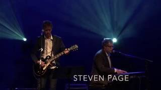 Steven Page Trio Highlights