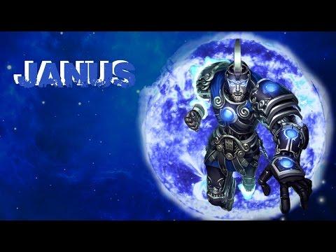 видео: smite Гайд по игре janus