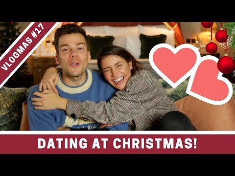 DATING IN LONDON (at Christmas!) | VLOGMAS DAY 17