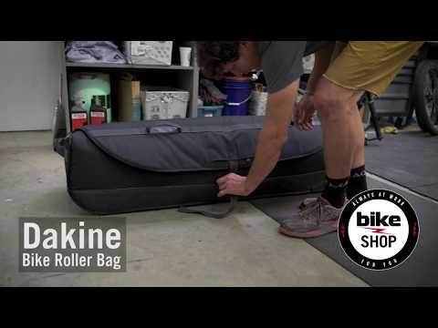 Packing The New Dakine Bike Roller Bag