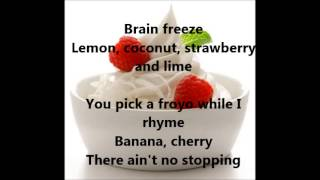 Froyo YOLO Full Lyrics