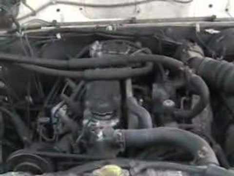 Turbo Diesel Isuzu Trooper II