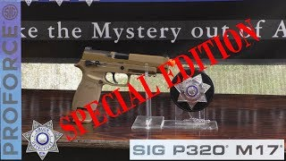 """SIG SAUER M17, """"NEW"""" PROFORCE P320-M17, 6mm Airsoft Co2 Blowback """"Full Review"""" by Airgun Detectives"""