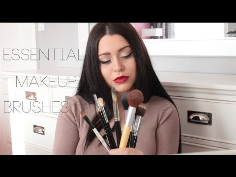 essential makeup brushes  beginners 101  high end vs