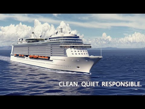 Gas Turbines for Cruise Ships