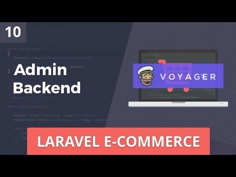 Laravel E-Commerce -
