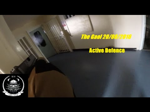 Active Defence- The Gaol 20/08/2016