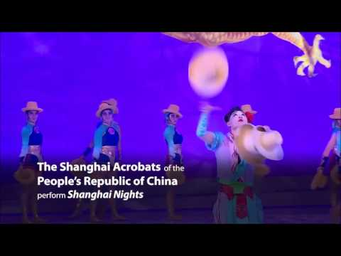 The Shanghai Acrobats of The People's Republic of China