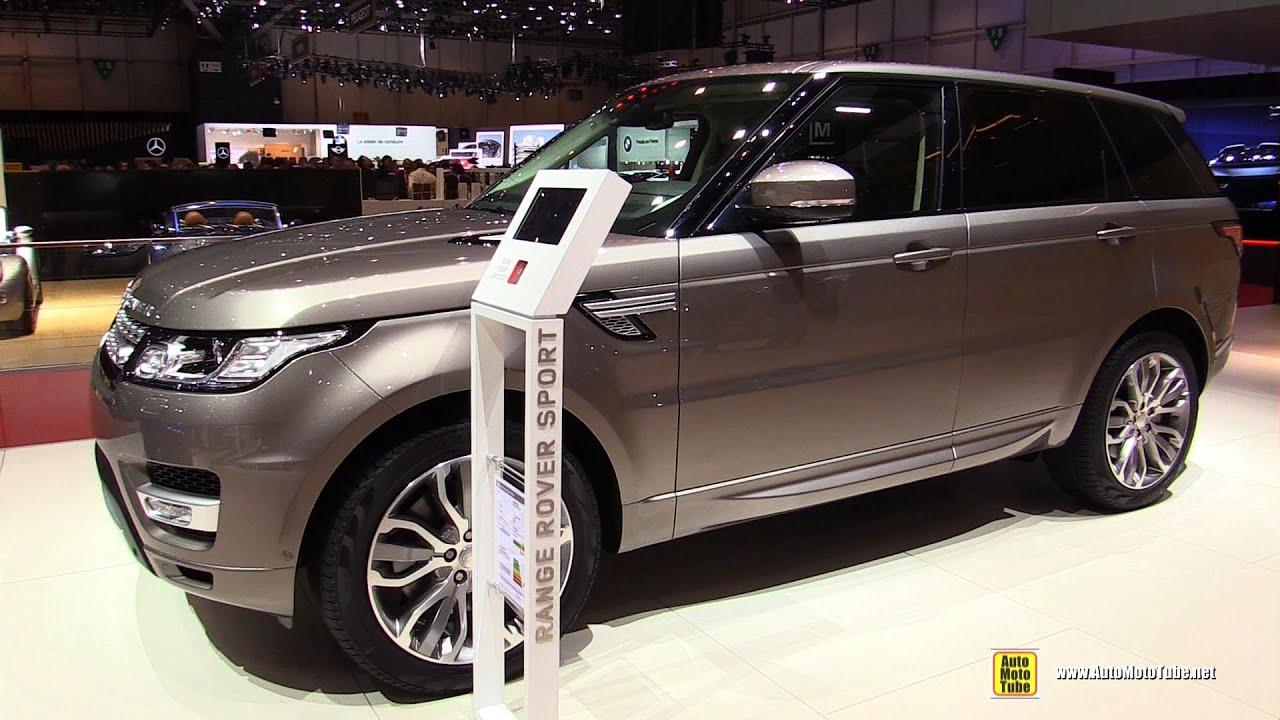 2015 Range Rover Sport Autobiography Diesel Exterior Interior