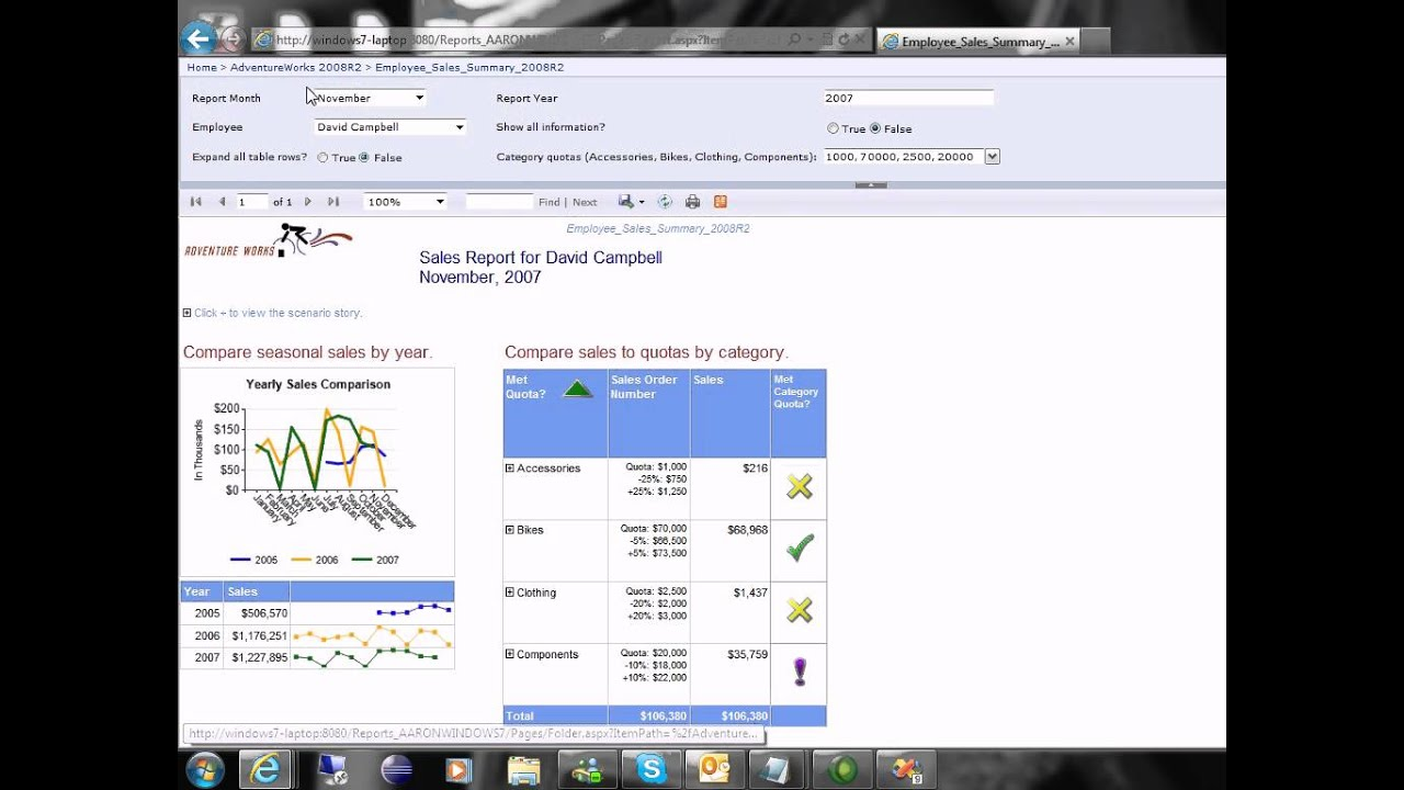 Sql Server Reporting Services Overview - Ssrs Overview - Youtube