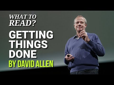 Video Book Summary 14 Amazing Tips From Getting Things Done By David Allen
