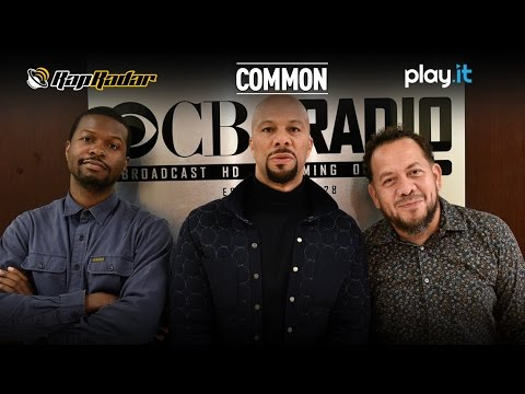 Common (Full) - Rap Radar