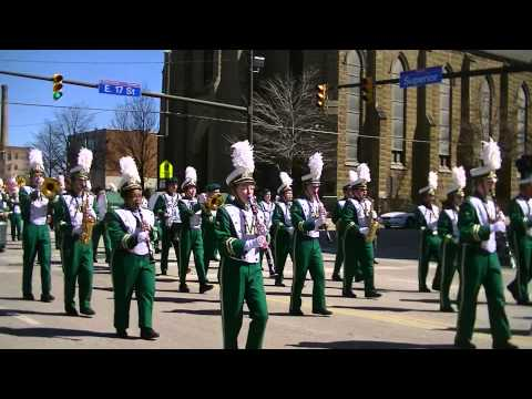 2014 Cleveland St. Patrick's Day Parade Highlights -- Part 6