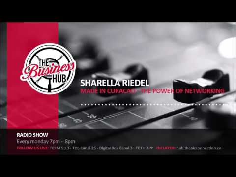 The Business Hub - Sharella Riedel - Made in Curacao