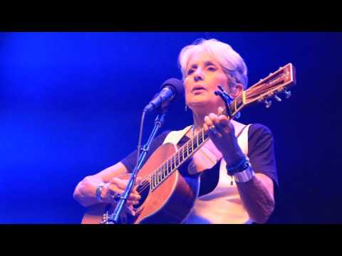 Joan Baez - Don't think twice, it's all right (Germany, 2016)