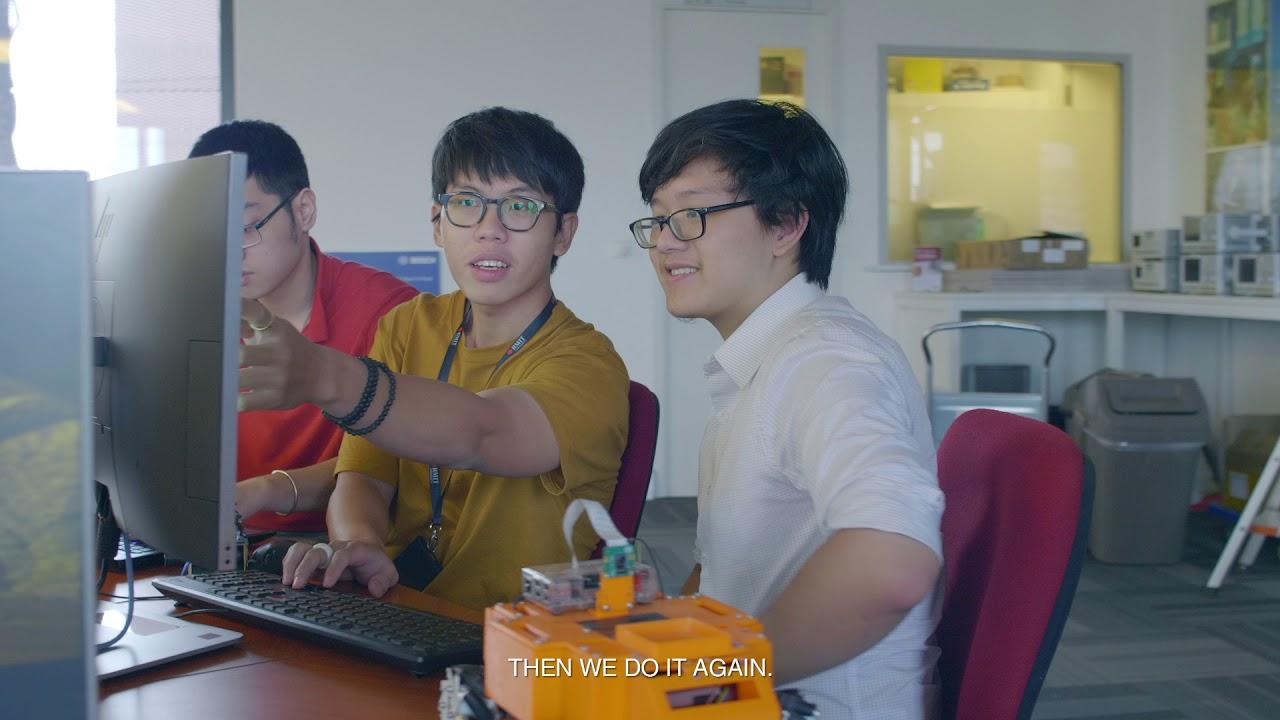 SỐNG LÀ KHÔNG NGỪNG THỬ NGHIỆM | Khoa Khoa học và Công nghệ – RMIT Việt Nam