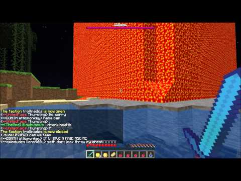 LoneWolves PvP EP.3 Spawn Party! and Fail Wither