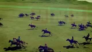 Mongolian Horse Race - Home of the world's longest horse race