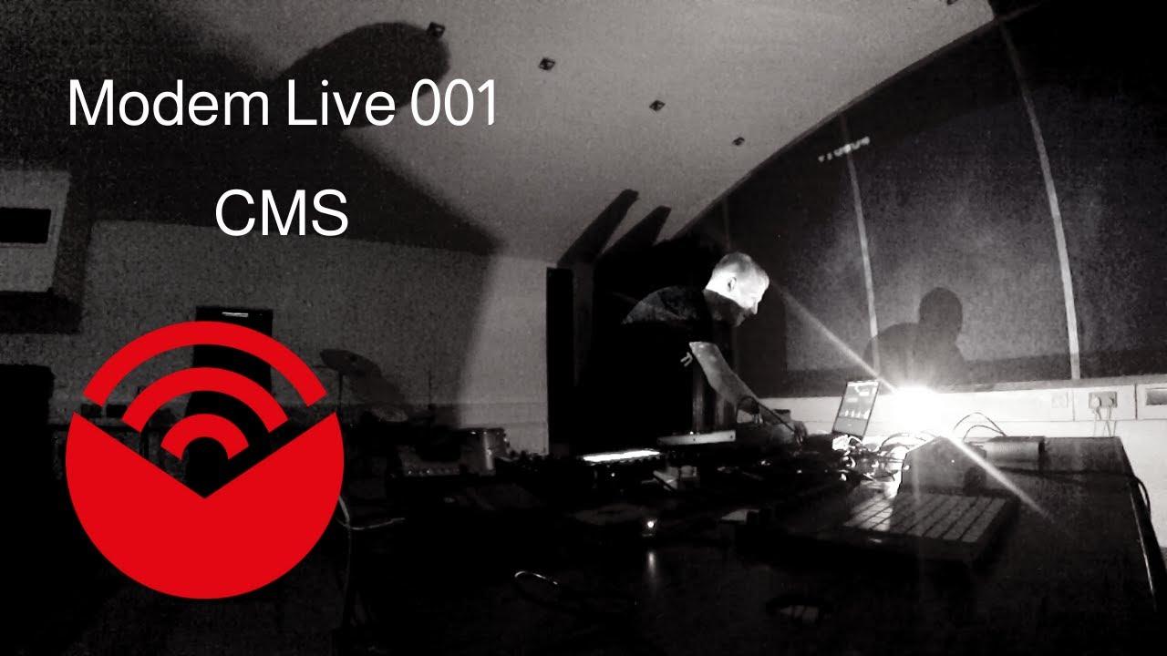 Modem Live 001 w/ CMS