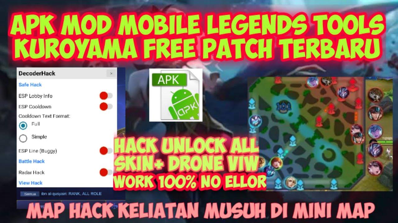 560+ Cheat Mobile Legend Mod Apk 2021 Gratis