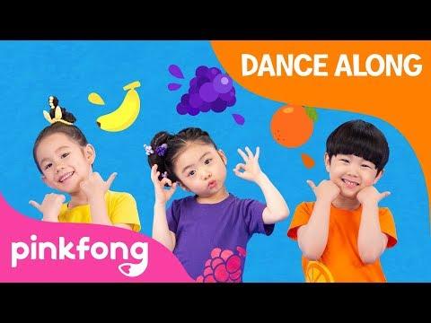 Fruit Juice | Shake Shake Shake it | Dance Along | Pinkfong Dance Along for Children
