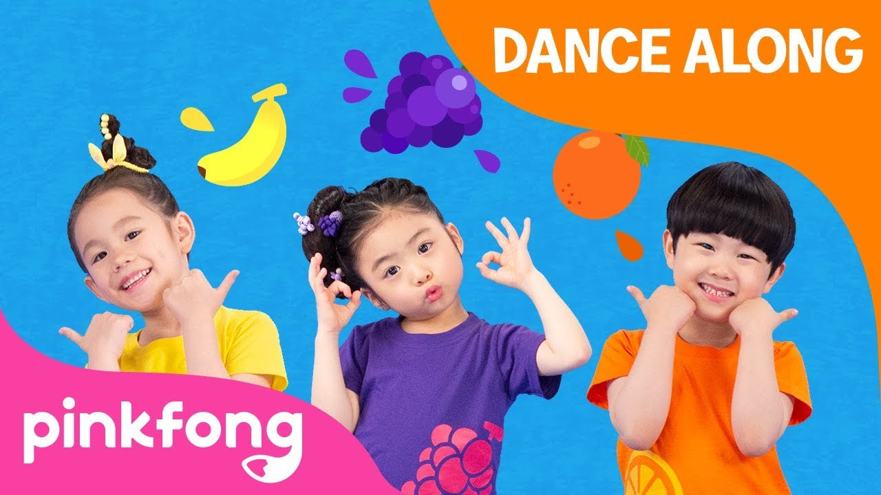 Fruit Juice | Shake Shake Shake it | Dance Along | Pinkfong Dance Along for Children