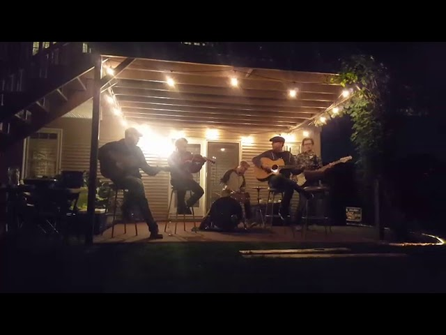 Wild Colonial Bhoys - The Fields of Athenry - House Concert - 9-9-2017