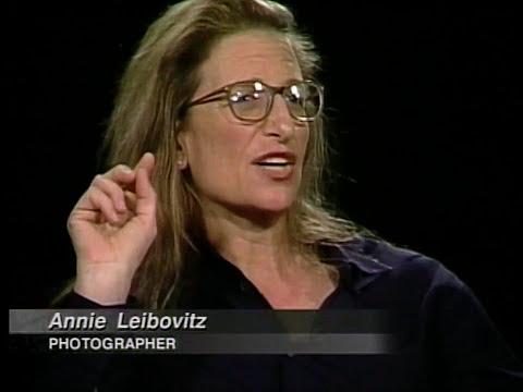 Photographer Annie Leibovitz interview (1999)