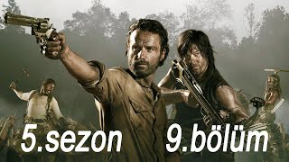 the walking dead 5.sezon 9.bölüm FRAGMAN |TR ALTYAZI|