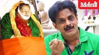 Hussaini against Sasikala on Jayalalitha Death Issue