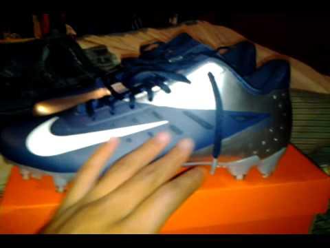 940e8ba57df Nike Vapor Talon Elite Low Football Spike Review - YouTube