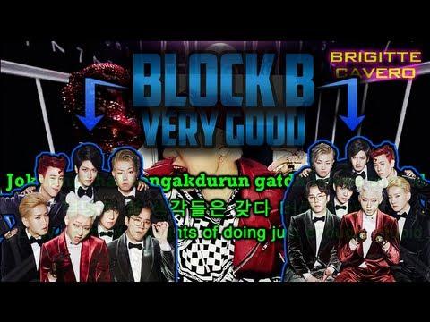 BLOCK B - VERY GOOD KARAOKE/INSTRUMENTAL