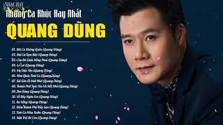 Gambar cover Quang Dũng - Tuyển Tập 15 Ca Khúc Trữ Tình Hay Nhất Của Quang Dũng