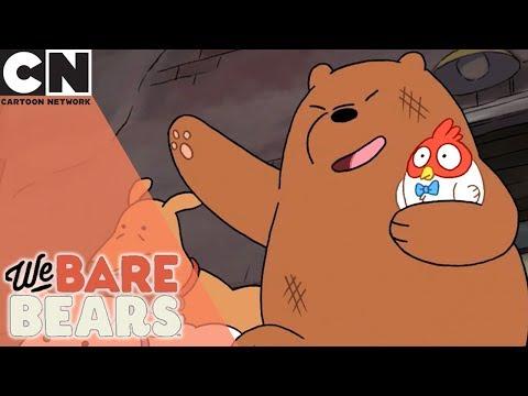 We Bare Bears   Little Bit of Help - Sing Along   Cartoon Network UK