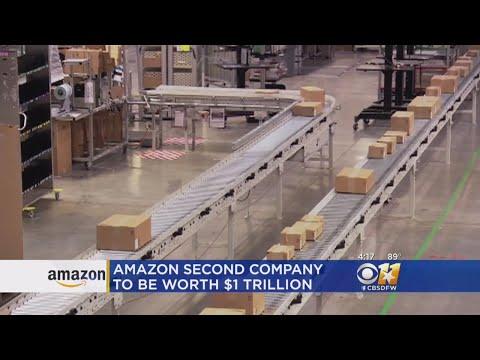 Consumer Headlines: Amazon Hit $1...
