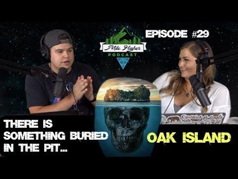 Unsolved Oak Island Money Pit Mystery - Podcast #29