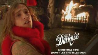 The Darkness - Christmas Time (audio)