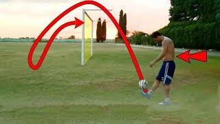 Messi Basit Bir Futbolcu Değil.. Attığı İmkansız Golleri İzle