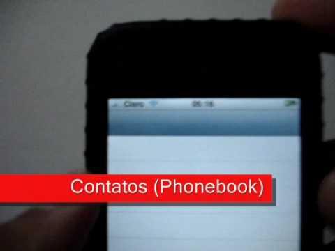 Funcionalidades do iPhone (parte 1)
