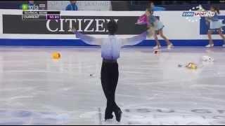2014 GPF Yuzuru Hanyu SP [P. ESP with eng subs]
