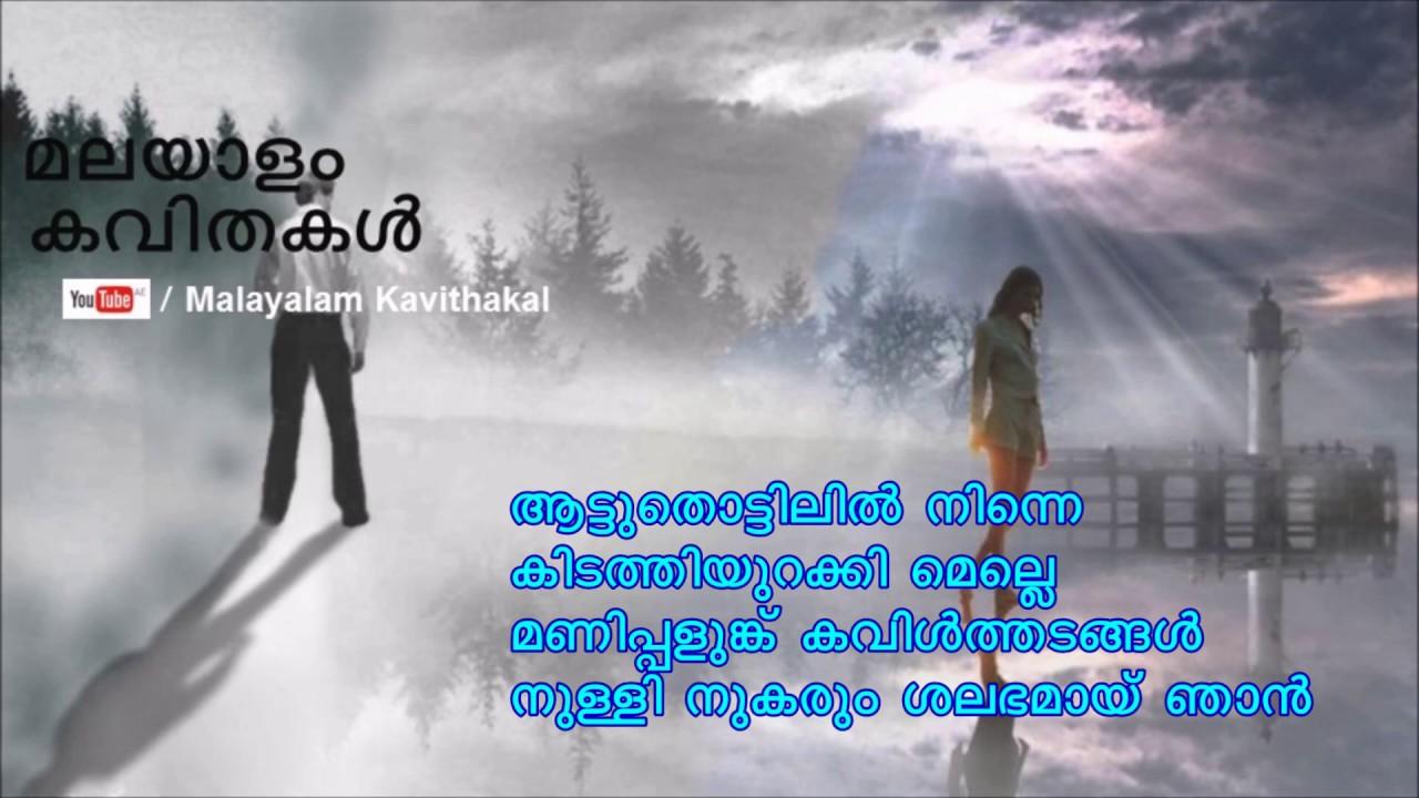 Neelakasha Cheruvil Song With Lyrics Youtube