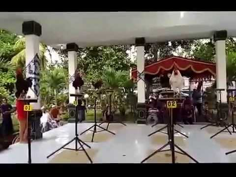Laughing Chicken 'Dangdut' Final Contest   Ayam Ketawa type Dangdut