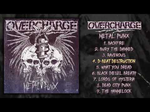 Overcharge - Metal Punx LP FULL ALBUM (2020 - D-Beat / Metal Punk)