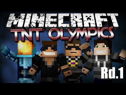 minecraft tnt olympics rd1 ft skydoesminecraft
