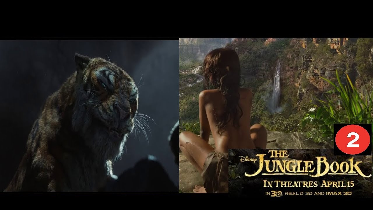 Mowgli39 Official Trailer 2018 Hindi jungle book 2 Trailer