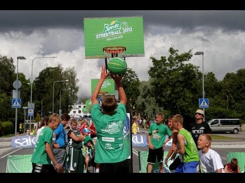 Sprite 3x3 Streetball 2012 / Rapla