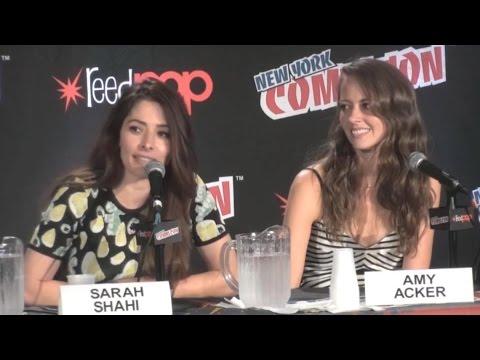 NY ComicCon 2015 - Person of Interest panel